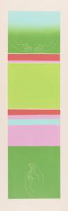 07. Roke-zeleno, 100 x 32 cm.3